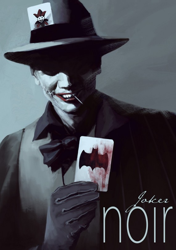 Noir Joker