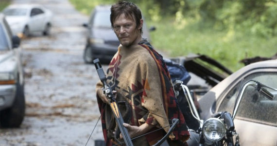 Norman Reedus The Walking Dead Say the Word The Walking Dead Season 3, Episode 5 Review – Fun & Games