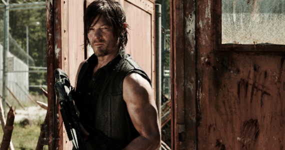 Norman Reedus in The Walking Dead The Walking Dead Season 4 Mid Season Finale Review
