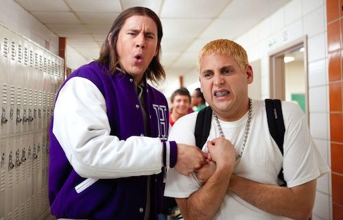 Not So Slim Shady Jonah Hill 21 Jump Street 21 Jump Street Review