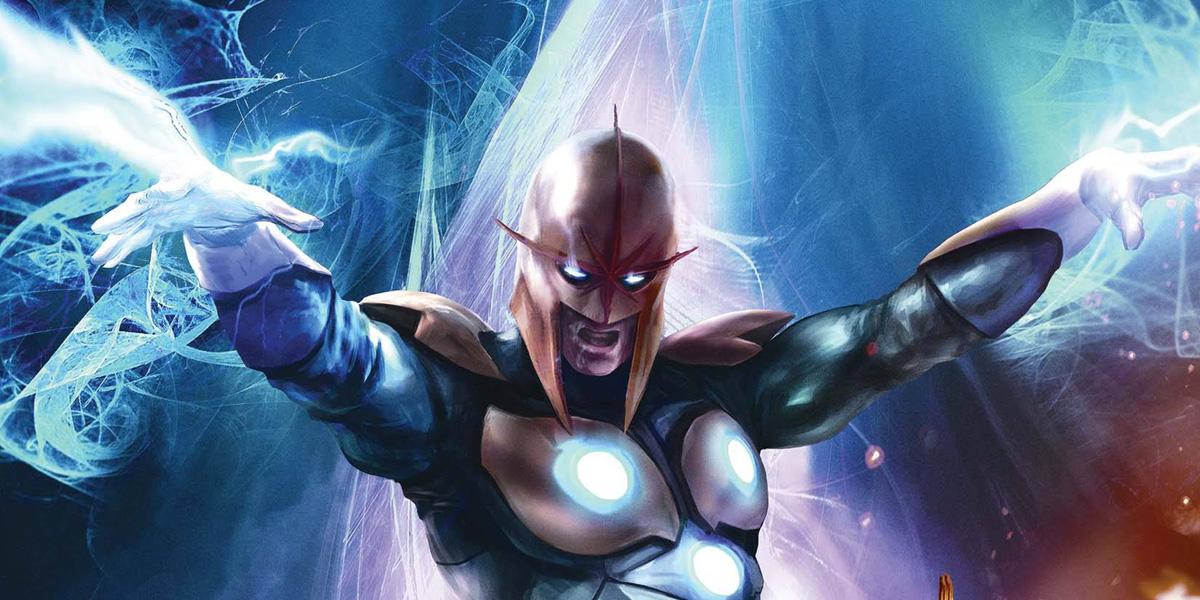 Nova Prime Richard Rider Powers