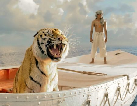 November 2012 Preview - Life of Pi