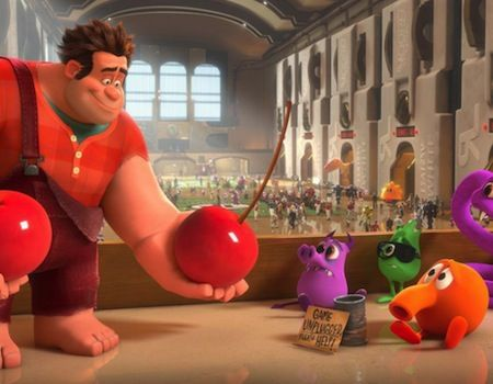November 2012 Preview - Wreck It Ralph