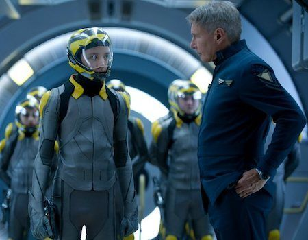 November Movie Preview - Enders Game