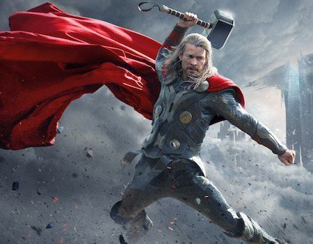 November Movie Preview - Thor The Dark World