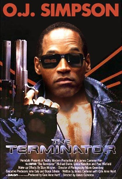 OJ Terminator SR Geek Picks: The Pixar Theory, Movie Posters with the Original Casting, Great Movie Cars & More