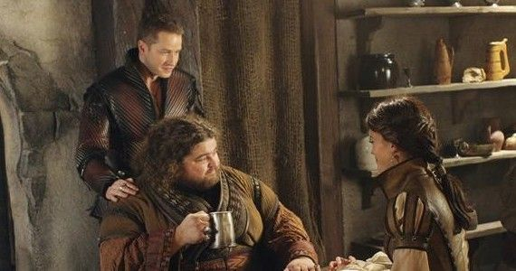 ONCE UPON A TIME Season 2 Episode 13 Tiny forest Once Upon A Time Season 2, Episode 13: David VS. The Giant