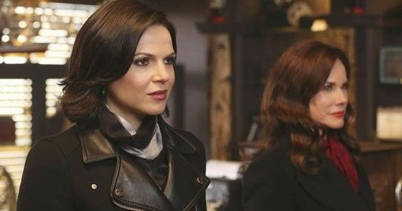 ONCE UPON A TIME Season 2 Episode 16 Cora Regina Once Upon A Time Season 2, Episode 16: Darkness Falls