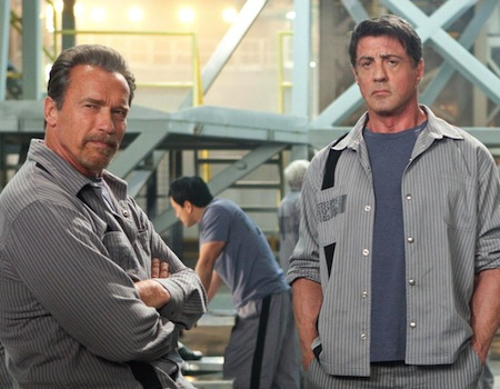 October Movie Preview - Escape Plan