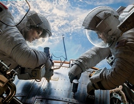 October Movie Preview - Gravity
