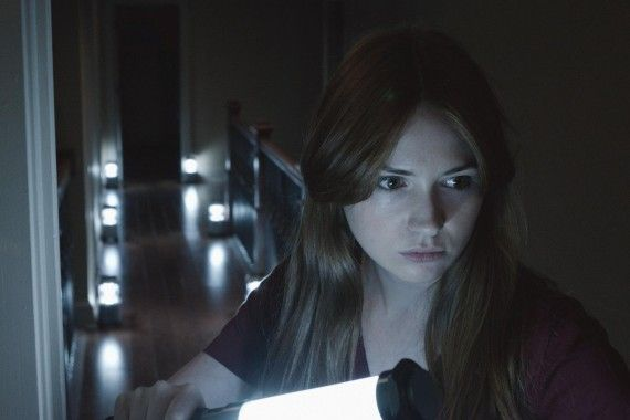 Oculus SXSW Still 570x380 2014 SXSW Horror Round Up: 'Oculus,' 'Stage Fright,' 'Creep,' 'The Guest' & More