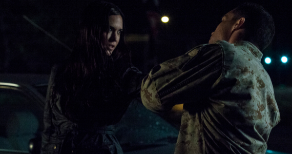 Odette Annable Banshee Season 2 Episode 2 Banshee: Searching For Thunder Man