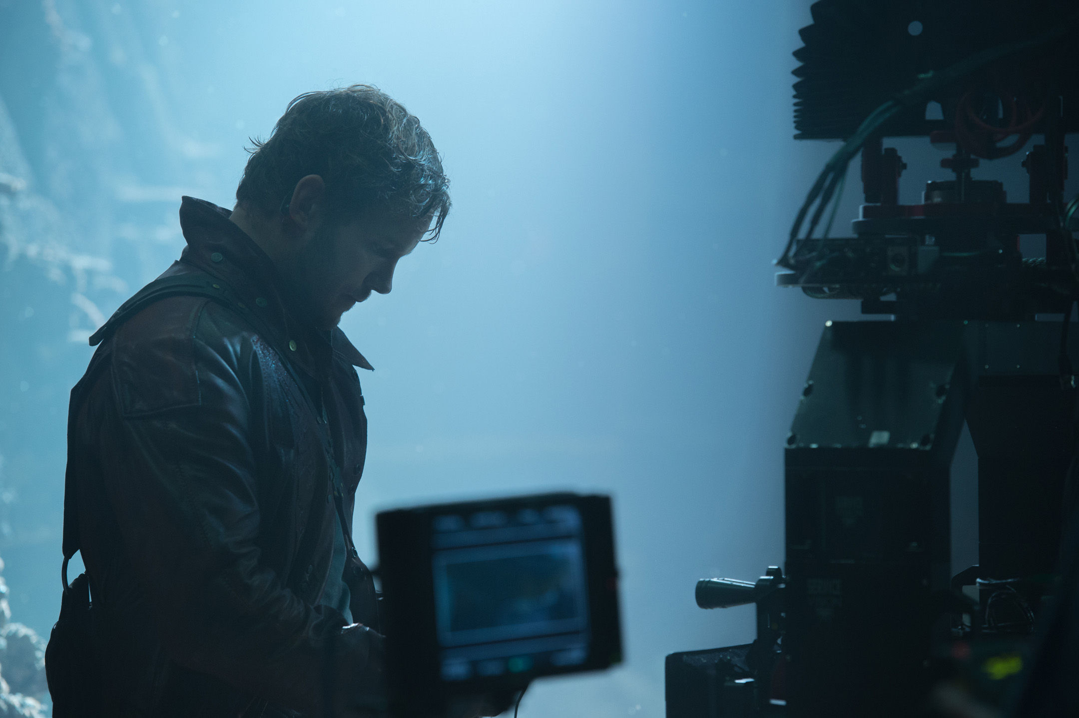 6 New Behind-The-Scenes 'Guardians of the Galaxy' Photos