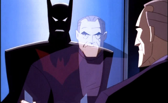 Old Bruce Wayne in Batman Beyond  Batman Reboot Could Be Batman Beyond Movie?