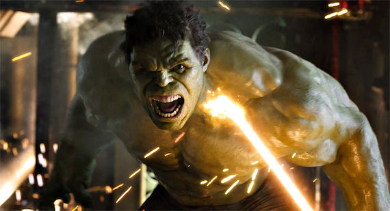 Old School Hulk Face in The Avengers Third Hulk Movie Coming in 2015?