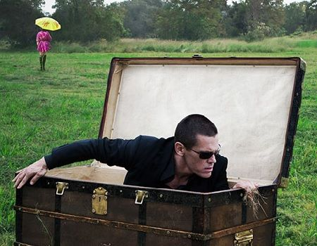 'Oldboy' - A box full of Josh Brolin