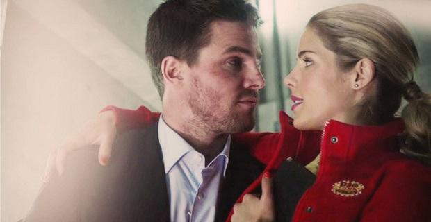 Oliver Queen Arrow Island 'Arrow' Season 3 P...