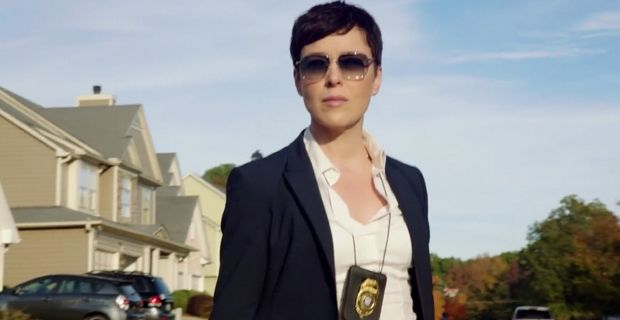 Olivia Williams in Sabotage 2014 Sabotage Review
