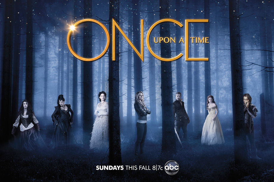 Once Upon a Time Season 2 Poster Once Upon A Time Season 2 Adds Captain Hook, Lancelot, Mulan & More