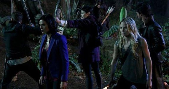 Once Upon A Time Season 3 Episode 2 Emma Regina Snow Charming Once Upon a Time: Who Am I?