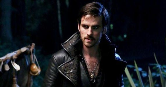 Once Upon A Time Season 3 Episode 2 Hook Once Upon a Time: Who Am I?