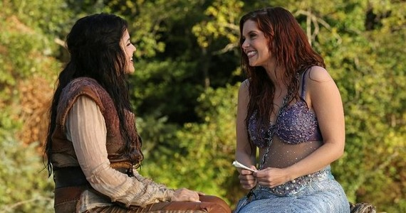 Once Upon A Time Season 3 Episode 6 Snow Ariel Once Upon a Time: Truth Be Told