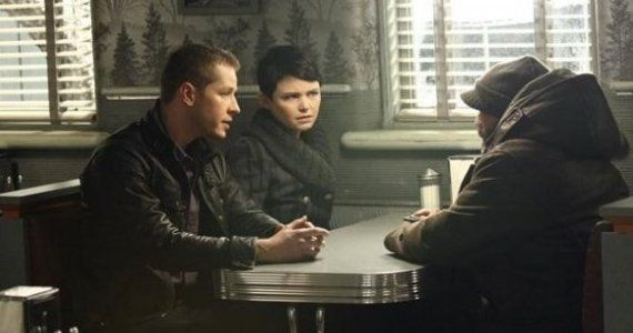 Once Upon a Time season 2 episode 13 diner Once Upon A Time Season 2, Episode 13: David VS. The Giant