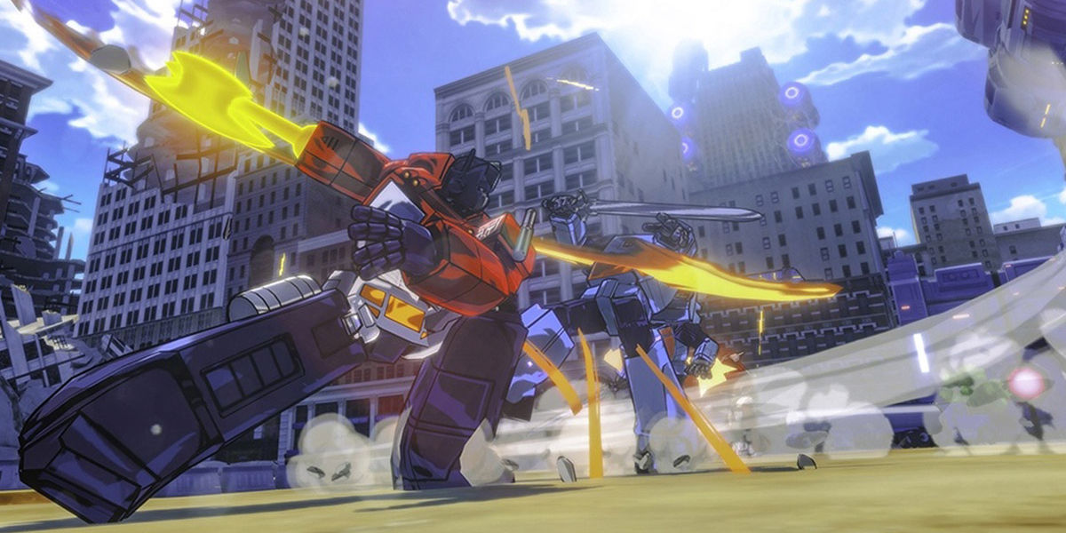Optimus Prime Transformers Devastation Transformers: Devastation Pre order Bonuses Include Nemesis Prime Skin