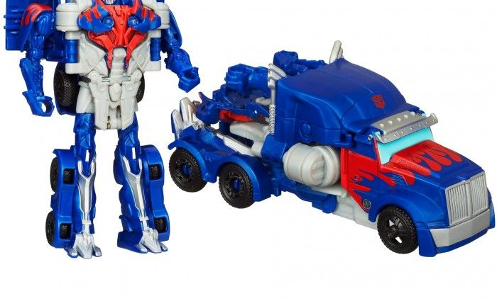 Optimus Prime in Transformers 4 700x425 Transformers: Age of Extinction Toy Images Reveal New Characters