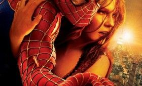 Original Spider Man 2 Poster 280x170 Final Amazing Spider Man Posters Embrace a Darker Tone