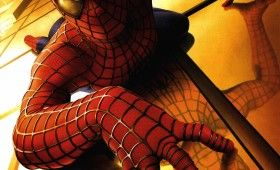 Original Spider Man Movie Poster 280x170 Final Amazing Spider Man Posters Embrace a Darker Tone