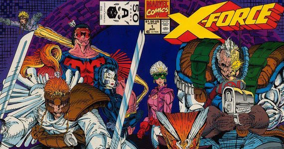 Original X Force Cover Marvel Comics Which Five Characters Will Form The X Force Movie Roster?