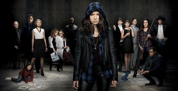 Orphan Black season 2 cast photo Orphan Black Star Tatiana Maslany and Co Creator John Fawcett Talk Season 2