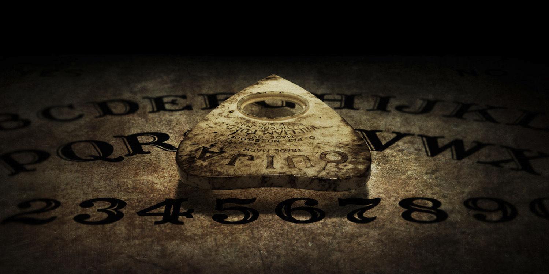 Ouija Prequel Title