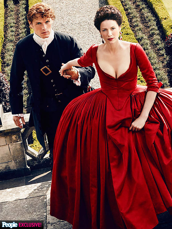 Outlander' Season 2 Premiere Date Revealed; When Will Jamie And ...