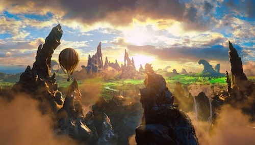 Oz the Great and Powerful 3D Oz the Great and Powerful Review