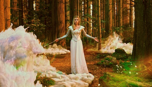 Oz the Great and Powerful Michelle Williams Oz the Great and Powerful Review