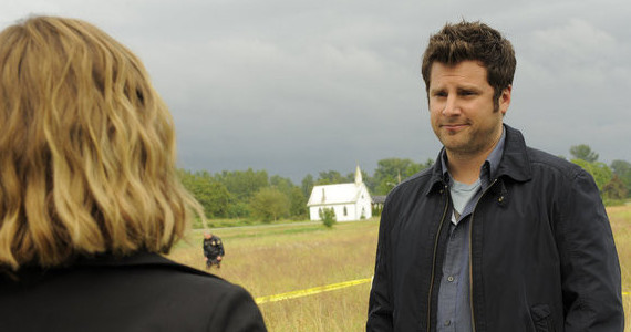 PSYCH Season 7 Episode 9 Juliet Wears the Pantsuit Juliet Shawn Psych Creator Says Shawn & Juliets Relationship is Safe