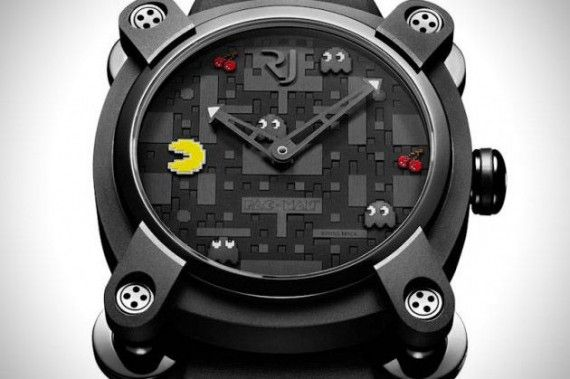 Pac Man Watch 570x379 Pac Man Watch