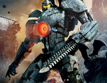 Pacific Rim Gypsy Danger Sword Scene
