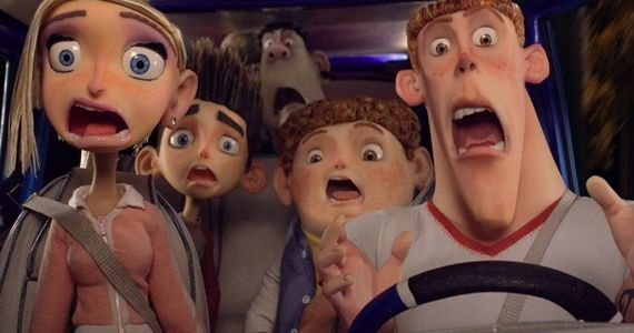 ParaNorman Review starring Kodi Smit Mcphee Anna Kendrick and Christopher Mintz Plasse ParaNorman Review
