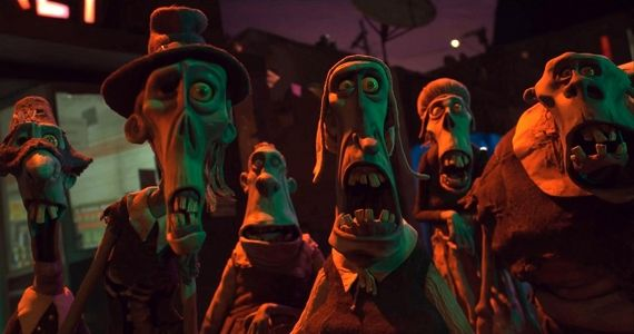 ParaNorman Zombies ParaNorman Review