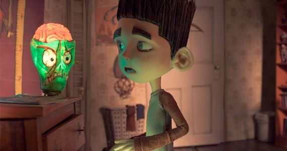 ParaNorman cast interviews ParaNorman Cast & Director Discuss Their Zombie Movie for Kids