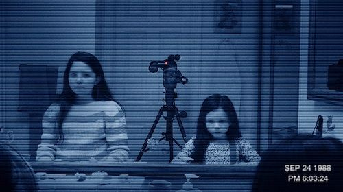 Paranormal Activity 3 Found Footage Paranormal Activity 3 Review