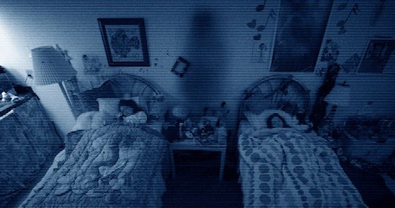 Paranormal Activity 3 Ghost Paranormal Activity 3 Review