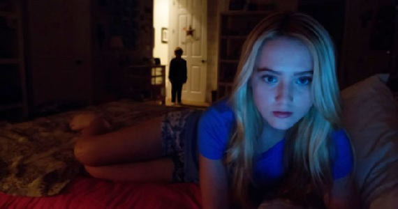Paranormal Activity 4 bedroom scene Two Paranormal Activity Movies Slated for 2014; Latino Spin off Titled Marked Ones
