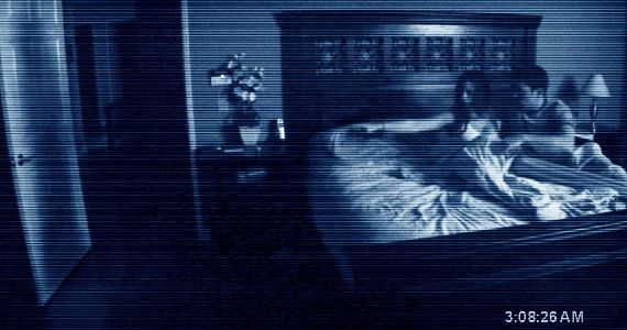 Paranormal Activity shadow on door Next Friday the 13th Movie Could be Found Footage