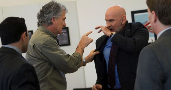 Patrick Duffy Mitch Pileggi Dallas The Enemy of My Enemy Dallas Season 1, Episode 6: The Enemy Of My Enemy Recap