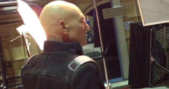 Patrick Stewart X Men Days of Future Past Coat Shoulders X Men: Days of Future Past Will Explain Patrick Stewarts Return