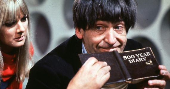 Patrick Troughton as the Doctor in Doctor Who Two Lost Doctor Who Episodes to be Made Available This Week, More on the Way